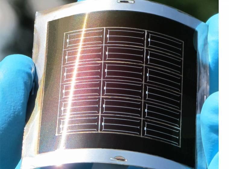 Breakthrough In Thin Film Solar Cells Vuphong Solar