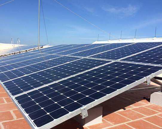 System Solar Off Grid 5kw Ninh Thuan Vuphong Solar
