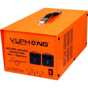 True Sine Wave Inverter 12V-1500VA
