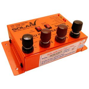 Digital Solar Charge Controller 24V 20A 500W