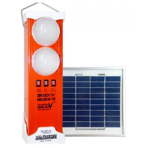 Portable Light & USB Charger SV1 Solar Kit