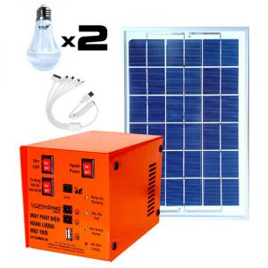 Combo 6S Solar Power Pack Kit