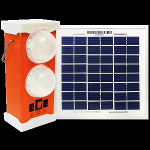 Portable Light & USB Charger Li-ion SV1 New Solar Kit
