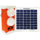 Portable Light & USB Charger Li-ion SV1 New Solar Kit