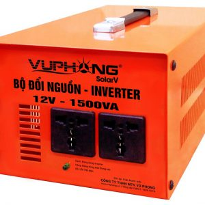 Modified Sine Wave Inverter 12V-1500VA