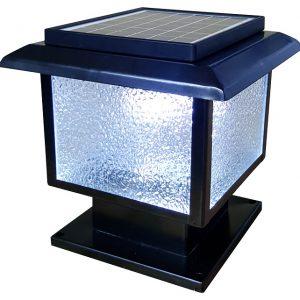 Solar Outdoor Post Cap Mini Light